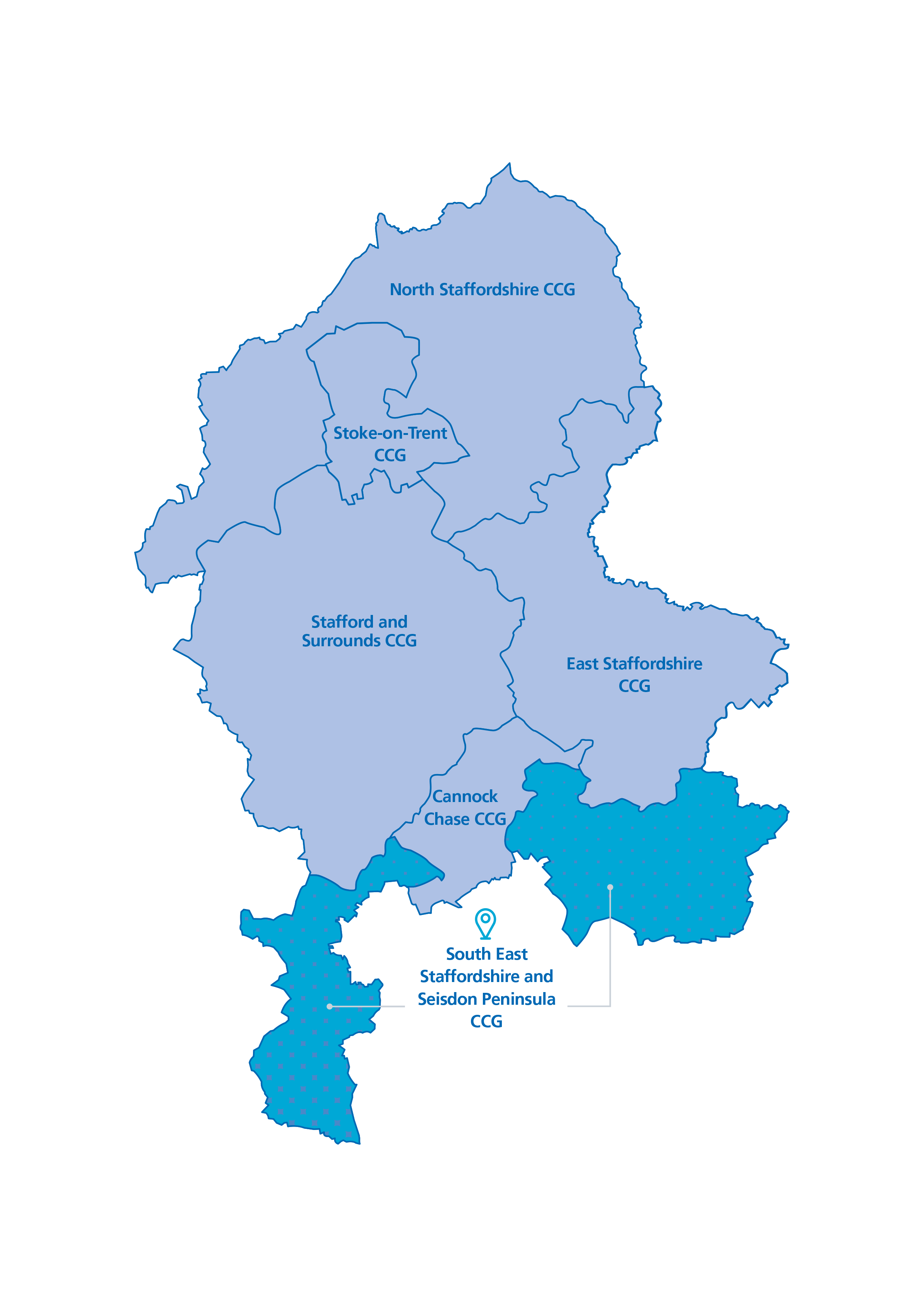 South East Staffordshire Locality